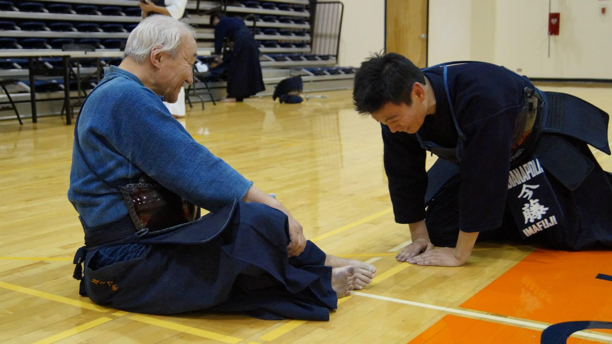 Toda Tadao sensei: Nito Legend