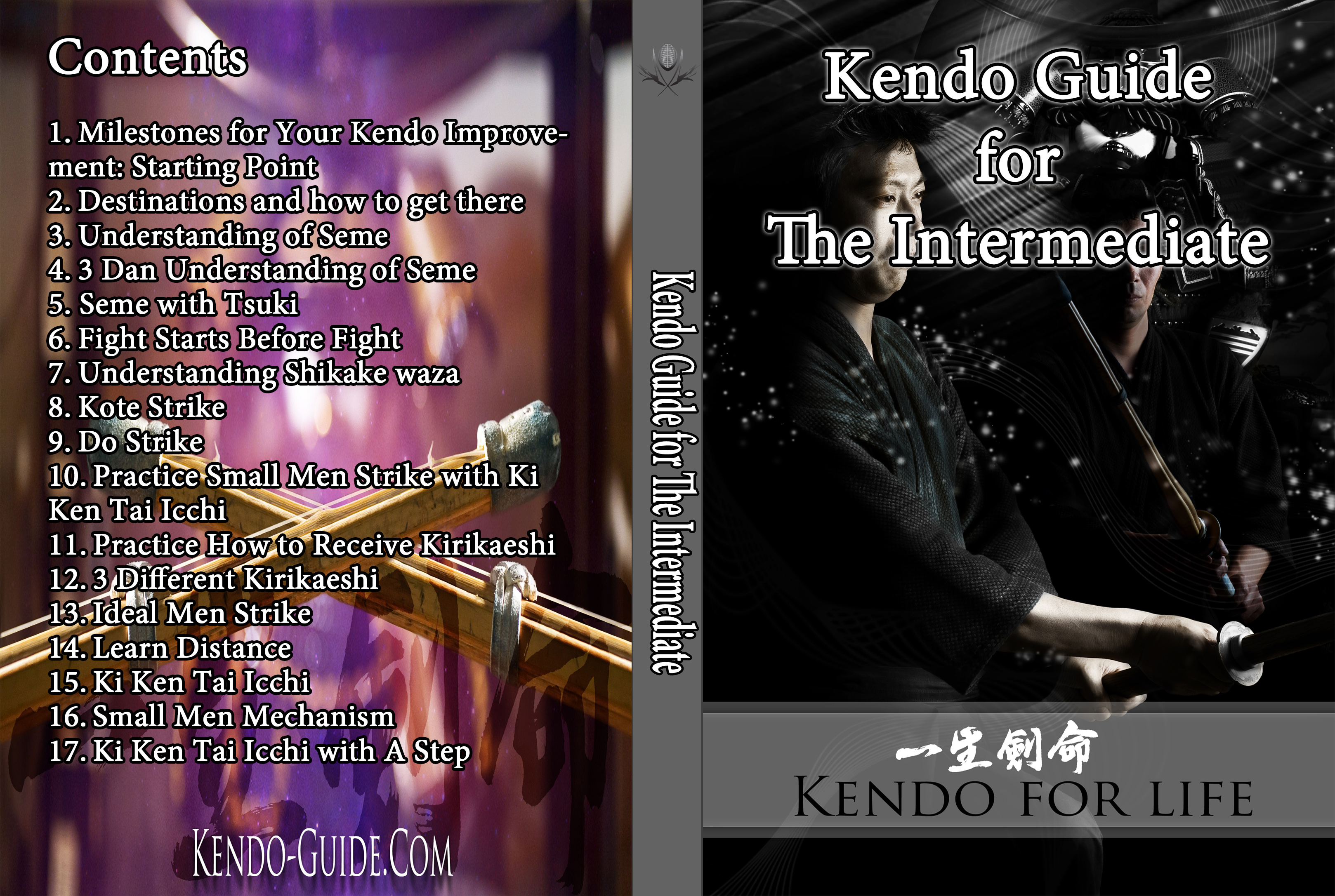 Kendo Guide for the Intermediate: Videos and Written Instructions
