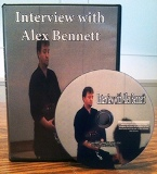 Interview with Alex Bennett DVD