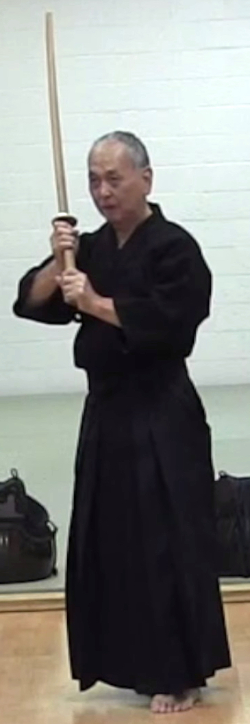 Kata No.4 Uchitachi Hasso
