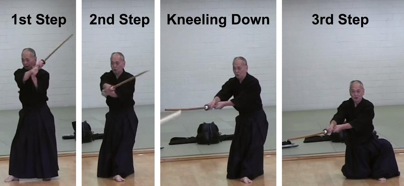 Shitachi Do Strikes Steps