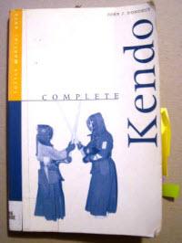 Complete Kendo, kendo book,John J. Donohue,