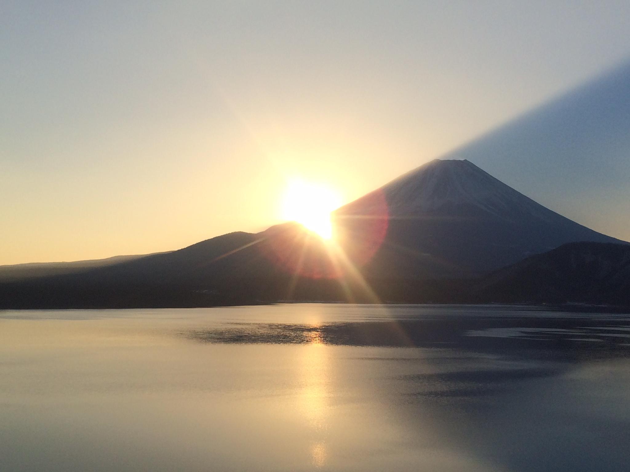 Enzan no Metsuke, Mt. Fuji