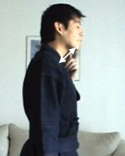 natural posture, bad example
