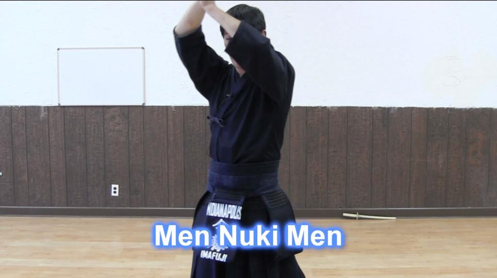 Kata No.1: Men Nuki Men