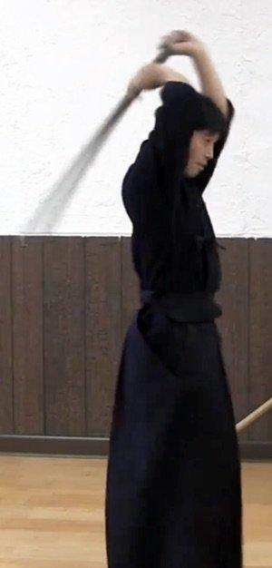 Bad Furiage of Shitachi after Executing Suriage