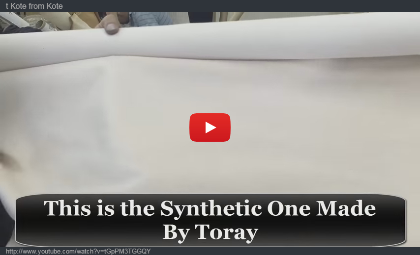 Synthetic skin by Torey