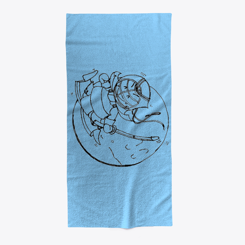 Yay! Kendo! Beach Towel